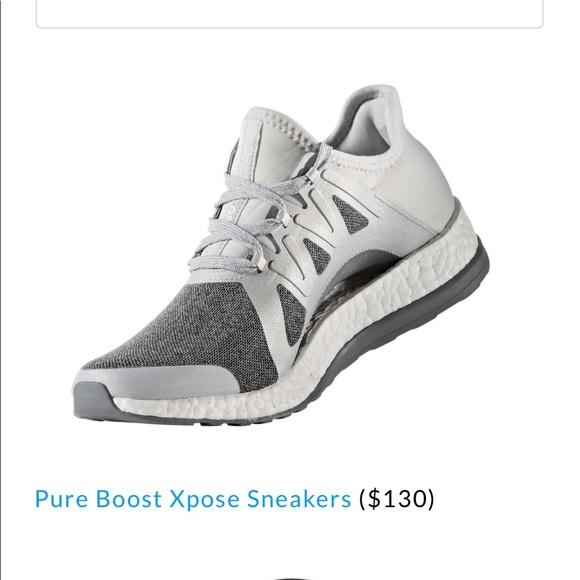 Adidas zapatos Pure Boost XPOSE zapatilla poshmark